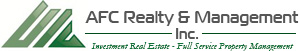 AFC Realty & Management, Inc. Logo